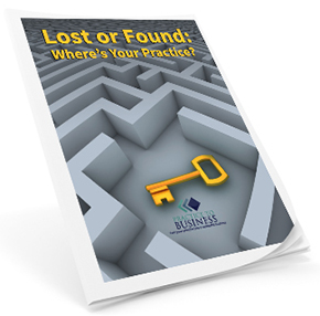 Lost of Found: Where's Your Practice? book cover