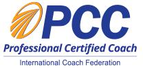 logo PCC Professional Certified Coach International Coach Federation